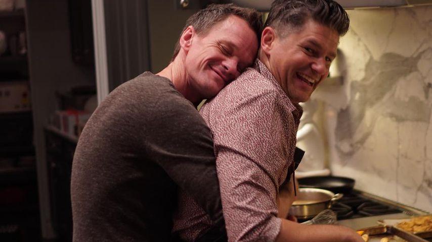 15 Jahre Liebe: Neil Patrick Harris & David feiern Jahrestag