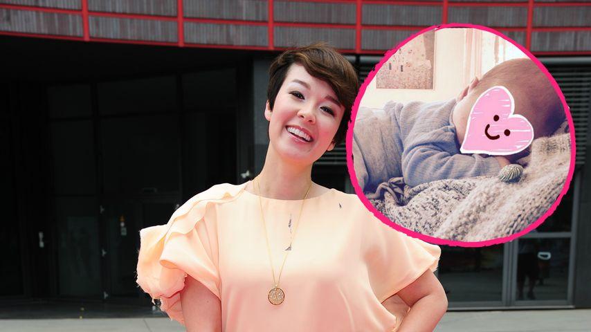 """""""Terrorfrosch"""": Nela Lee kommt seit Baby-Geburt zu nichts"""