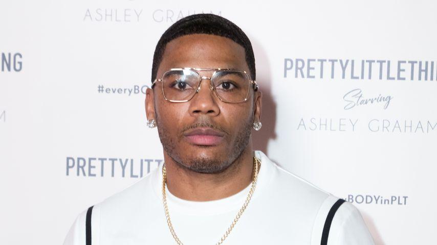 Nelly beim PrettyLittleThing x Ashley Graham Event