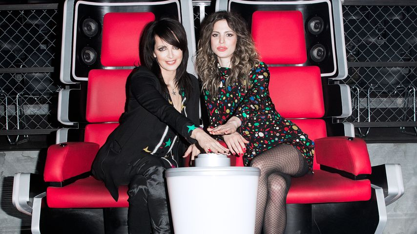 Emotionaler Jury-Job: So läuft's für Nena & Tochter Larissa