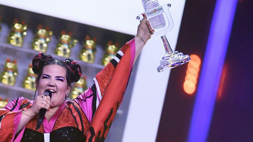 Netta, ESC-Gewinnerin  2018