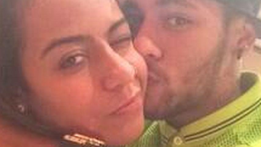 Neymars süßes Liebesgeständnis an seine Schwester