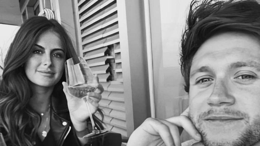 Niall Horan und Amelia Woolley im Juli 2020