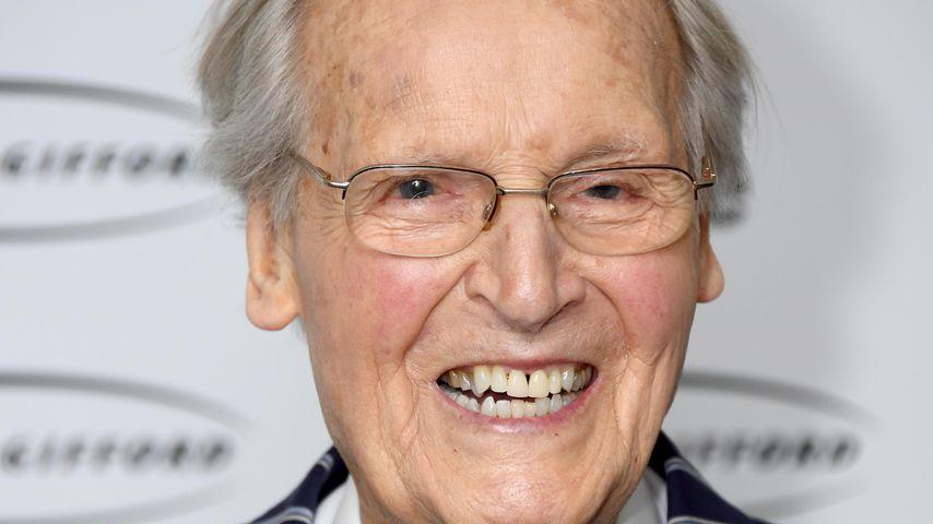 Britische TV-Ikone Nicholas Parsons mit 96 Jahren verstorben