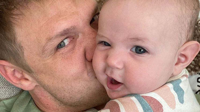 Nick Carter und seine Tochter