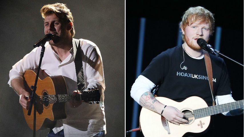 Zuschauer sicher: Ist Nicks DSDS-Song eine Ed Sheeran-Kopie?