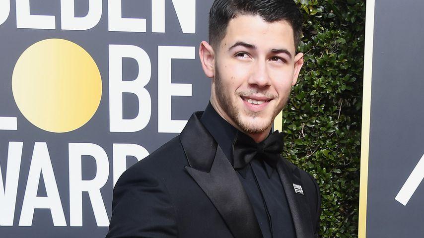 Nick Jonas bei den Golden Globe Awards 2018