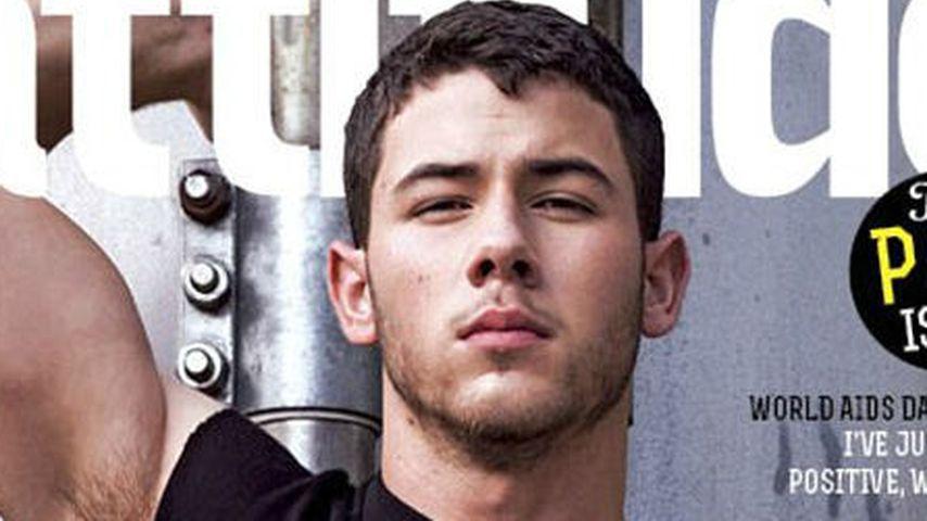 Ach so! Nick Jonas weiß: Sex bedeutet Gesundheit