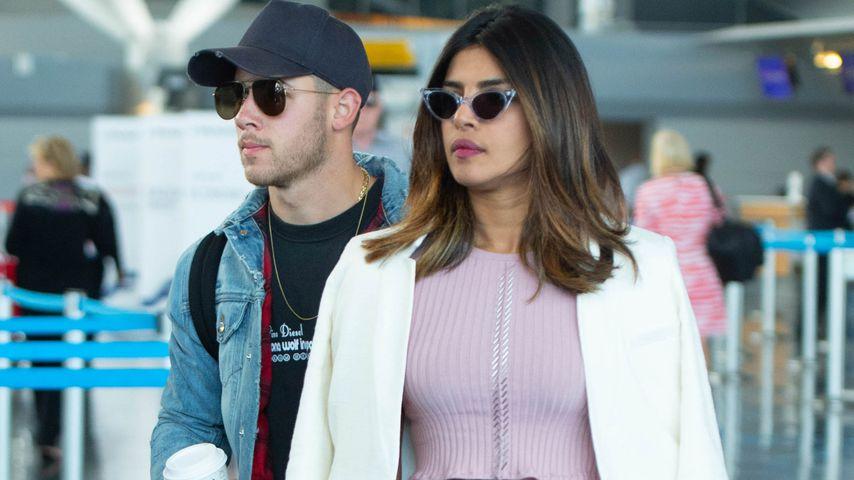 Nick Jonas & Priyanka: Heiratsantrag an ihrem Geburtstag!