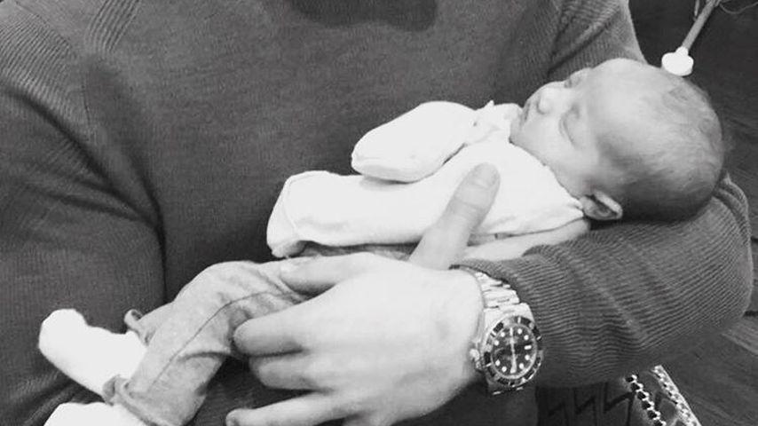 Nick Jonas und seine Nichte Valentina Angelina