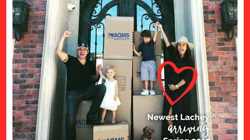 Süße Baby-News: Nick Lachey wird zum dritten Mal Papa!