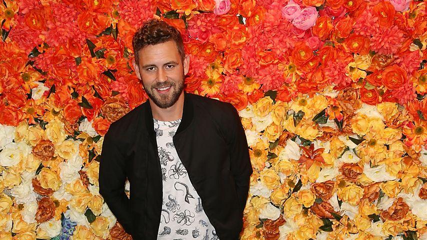 Nick Viall im boohoo.com-Pop-up-Store in LA