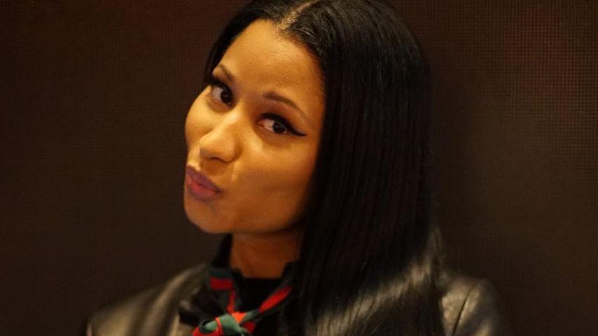 Nicki Minaj mit DJ Khaleds Sohn