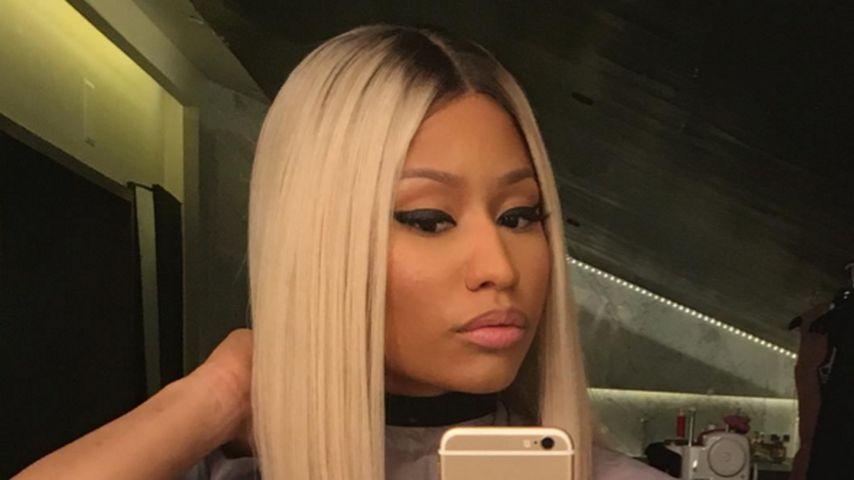 Haariges Comeback: Nicki Minaj ist jetzt wieder blond