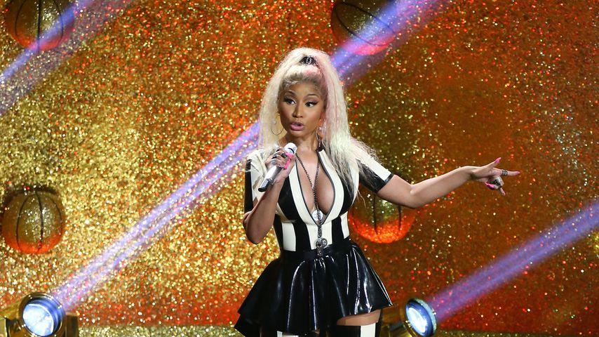 Nicki Minaj, Rapperin