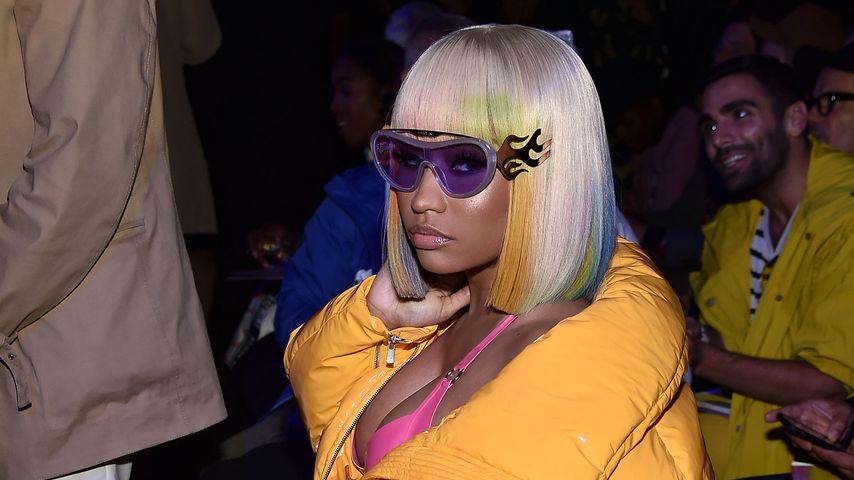 Nicki Minaj bei der New York Fashion Week