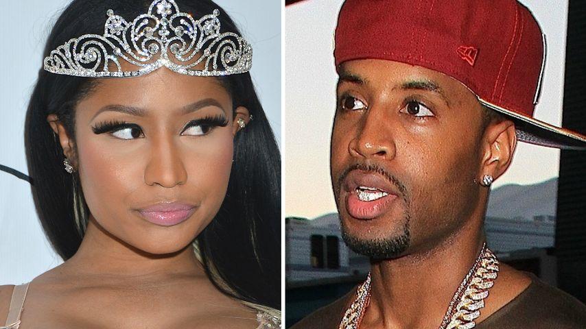 Nicki Minaj stinksauer: Exfreund Safaree will sie abzocken