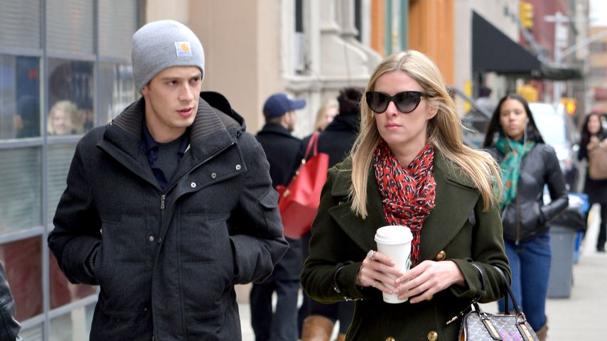 Nicky Hilton & James: Kuscheliger Shopping-Trip