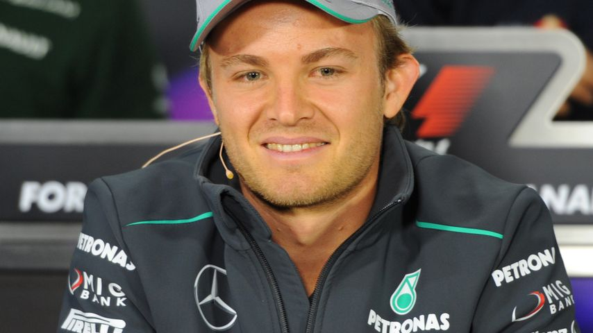 Rennfahrer Nico Rosberg: Töchterchen als Glücksbringer