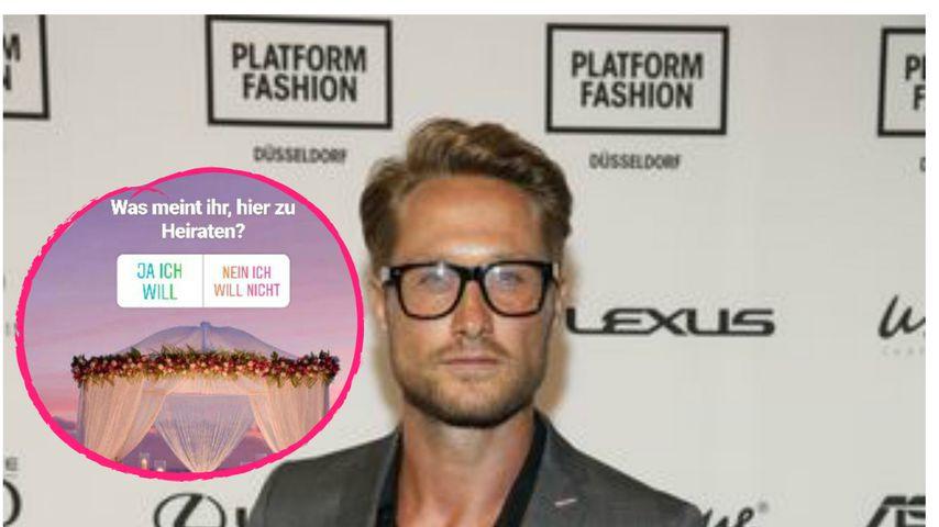 Verdächtige Insta-Story: Will Nico Schwanz etwa heiraten?