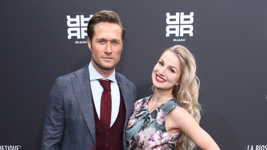 Nico Schwanz und Katja Kalugina