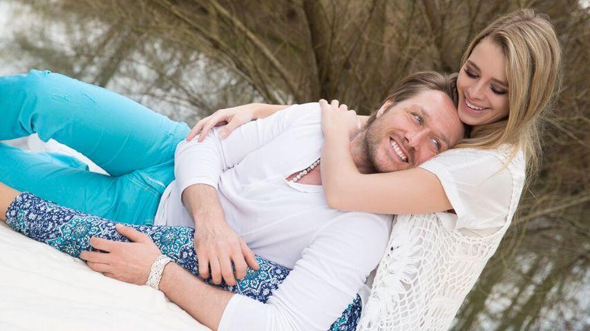 Nico Schwanz und Saskia Atzerodt im Urlaub