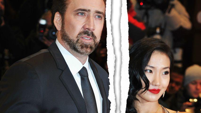 Nicolas Cage: Trennung von Ehefrau Nummer 3!