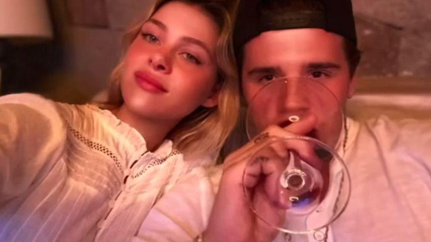 Nicola Peltz und Brooklyn Beckham