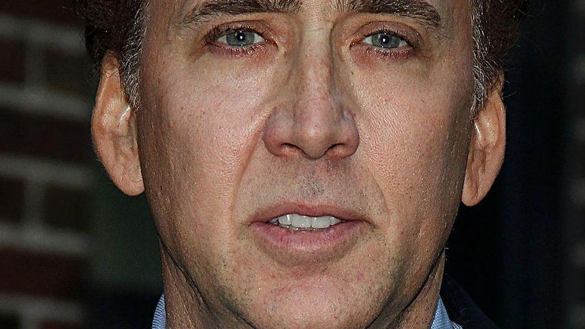 Nicolas Cage zahlt Millionen-Schulden in Raten ab