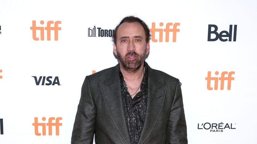 Schauspieler Nicolas Cage