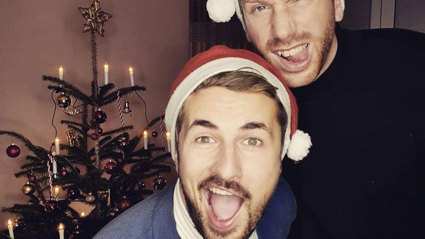 Nicolas Puschmann und Lars Tönsfeuerborn, Weihnachten 2019
