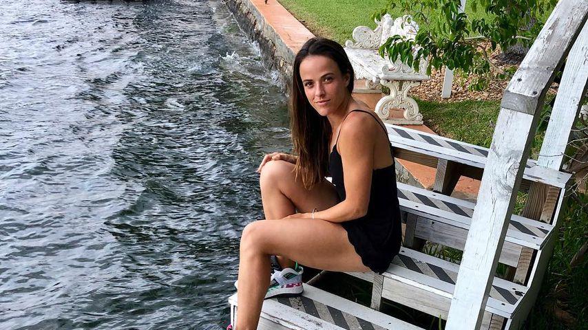 Nicole Gibbs im März 2019 in Florida