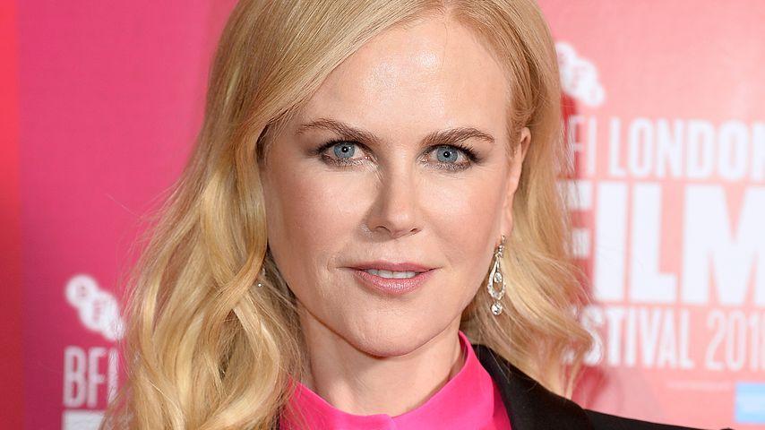 Echte Schießerei neben Film-Set: Nicole Kidman unter Schock!