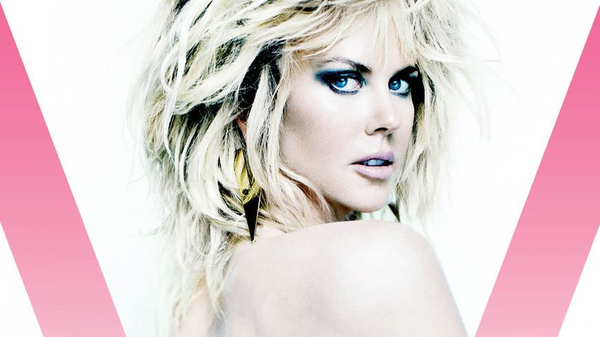 Photoshop-Opfer? Nicole Kidman total verändert