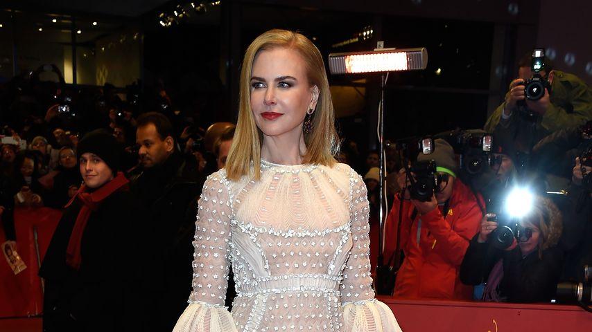 Berlinale: Nicole Kidman flüchtet vor der Kälte