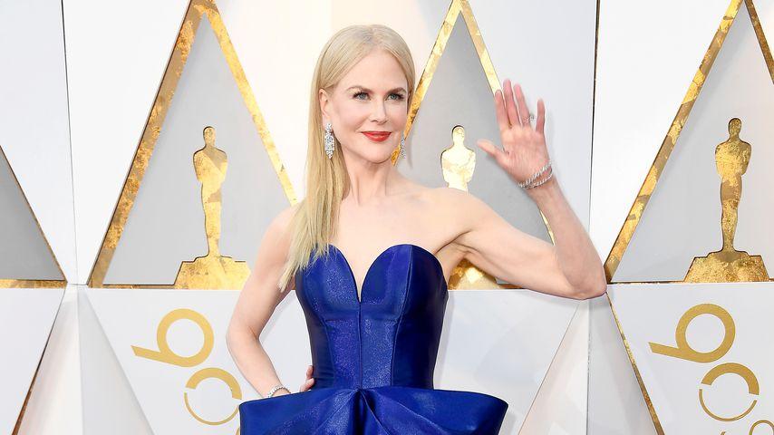 Nicole Kidman bei den Oscars 2018
