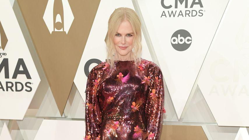 Nicole Kidman bei den CMAs 2019