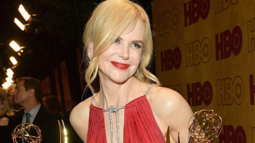 Nicole Kidman bei der Emmy Verleihung 2017 in Los Angeles