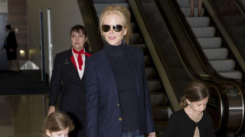 Ostern unter Mädels: Nicole Kidman macht Töchter-Trip
