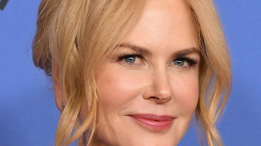 Nicole Kidman bei den Golden Globes 2018