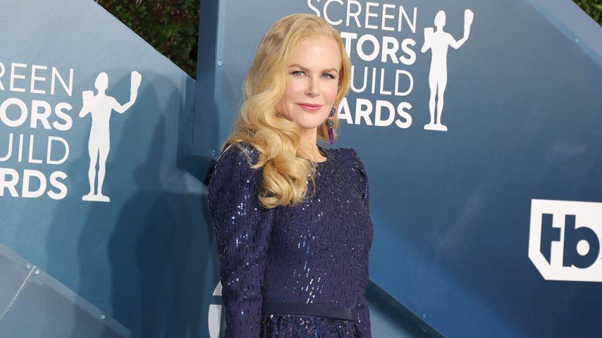 Nicole Kidman, Januar 2020