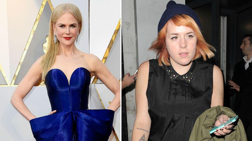 Nicole Kidman: Nähert sie sich Adoptivtochter Bella an?