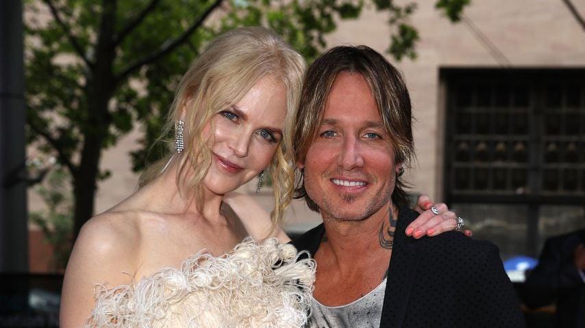 Nicole Kidman und Keith Urban bei den ARIA Awards 2018
