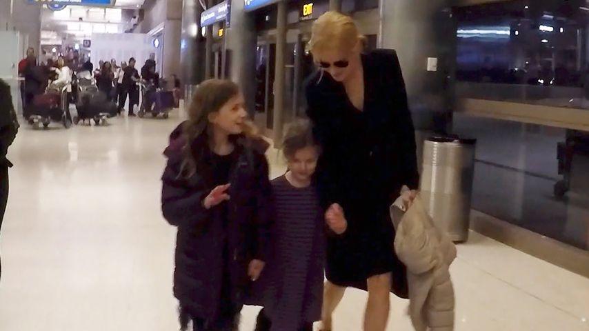 Sind DIE groß geworden! So süß sind Nicole Kidmans Töchter