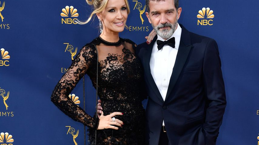 Party & Sonne: Antonio Banderas nach Herzinfarkt wieder fit