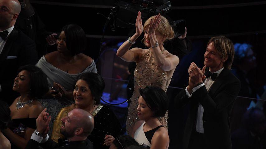 Nicole Kidman und Keith Urban bei der Oscar-Verleihung 2017 in Hollywood