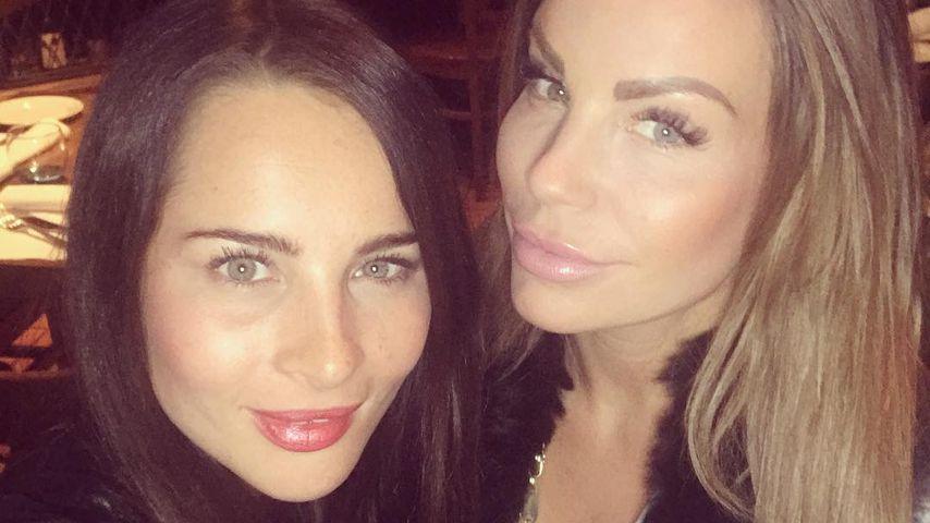 Heiß: Gina-Lisa will mit Dschungel-BFF Nicole in den Playboy