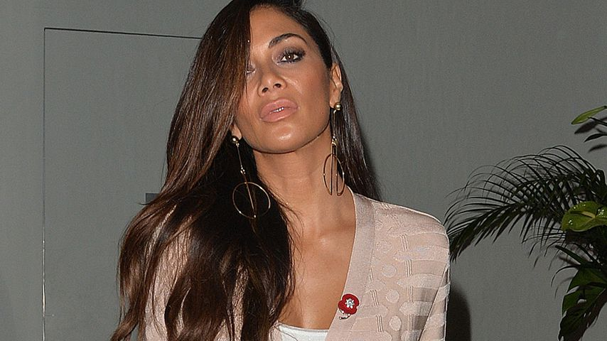 Lippen aufgespritzt? Nicole Scherzinger völlig verändert