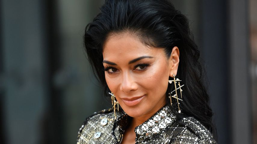 "Nicole Scherzinger bei den ""X Faktor""-Auditions in Liverpool 2017"