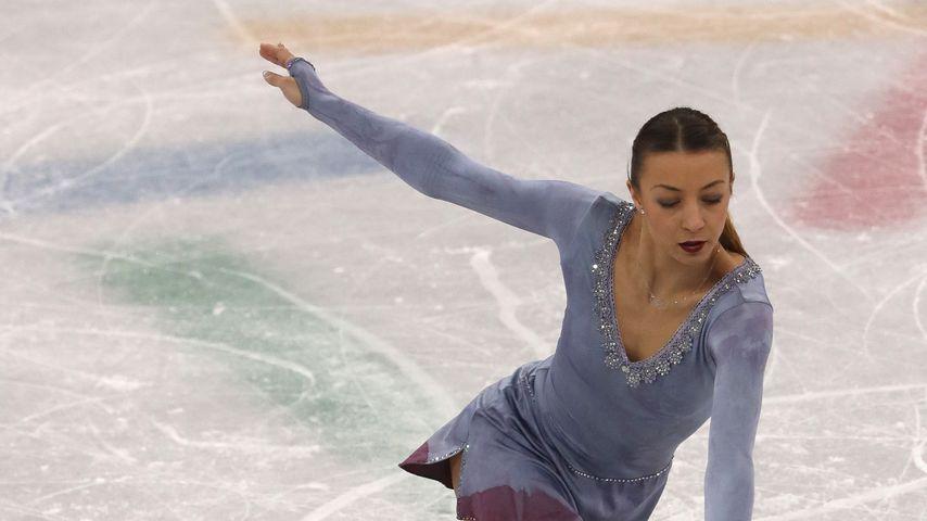 """""""Schindlers Liste""""-Lied: Eiskunstläuferin heftig kritisiert!"""